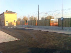 Barriere antirumore ferrovia