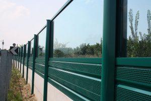 Barriere acustiche verdi