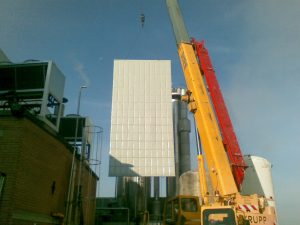 Bonifica acustica silos