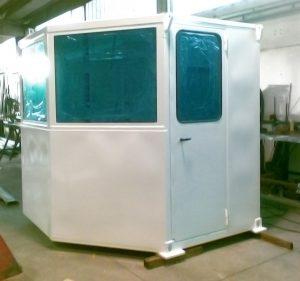 Cabina fonoisolante per operatore piccola