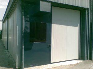 Porta ingresso fonoisolante